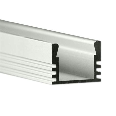 Led Light Channel by Klus B1718anodl 6 56 Ft Led Light Channel