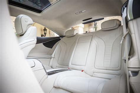 2015 S Class Interior by Im Test Mercedes S Klasse Coup 233 S500 Autogef 252 Hl