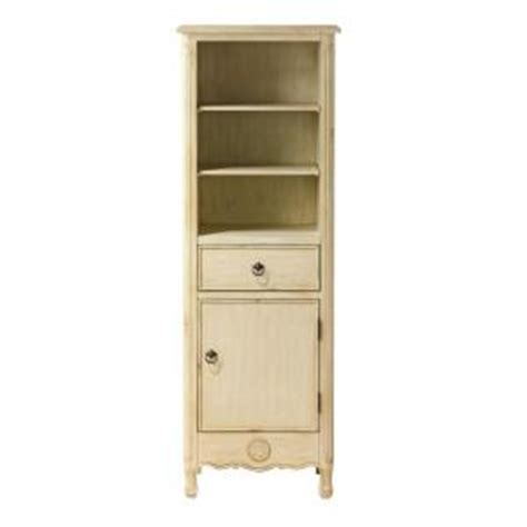 Linen Closet Home Depot by Home Decorators Collection 20 In W Linen Cabinet In