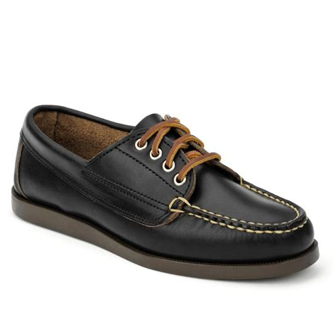 eastland oxford shoes eastland s falmouth usa c moc oxford black shoes