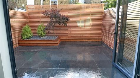 backyard privacy screens trellis tiny yard no grass landscaping ideas google search