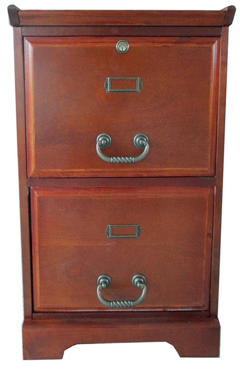 cherry file cabinet 2 drawer cherry two drawer file cabinet