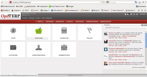 tutorial openerp wordpress installing openerp odoo 6 6 1 7 0 business management