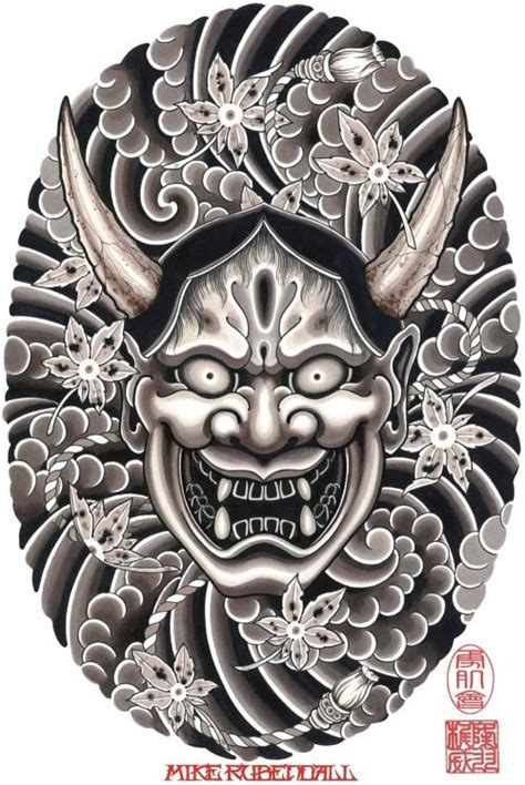 hannya mask tattoo design meaning 143 best images about hannya mask design tattoo on