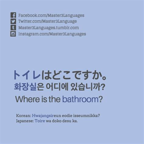 how to say bathroom in chinese 1000 images about all things korean language food