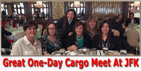 great one day cargo meet at jfk