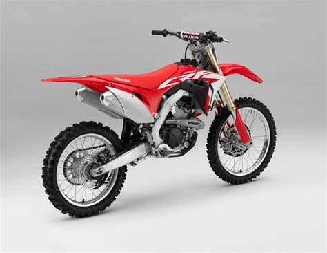 Papan No Crf250 2018 honda crf250r look cycle news