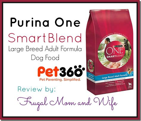 purina one large breed puppy food frugal and purina one smartblend large breed formula 31 1 lb bag