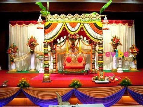 Best value traditional wedding mandap decoration for