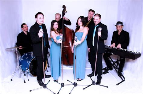 jazz swing band jazz band for events hire swing band booking agency