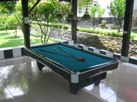 Meja Billiard Makassar villa disewakan villa puncak paket menarik