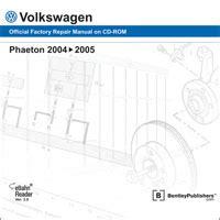 auto repair manual online 2004 volkswagen phaeton head up display 2004 2006 volkswagen phaeton official factory repair manual on cd rom