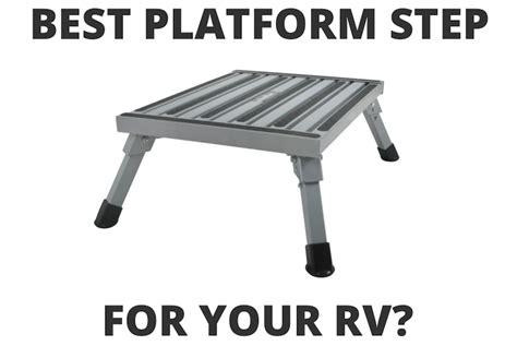 Platform Step Stool For Rv by Best Rv Step Stool Stromberg Carlson Pro