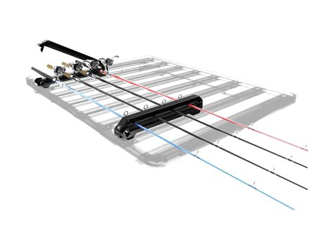 Roof Rack For Fishing Rods by Expedition Aluminium Roof Rack Ski Snow Board Fishing