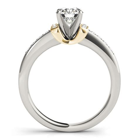 Horseshoe Wedding Rings by Horseshoe Engagement Rings From Mdc Diamonds Nyc
