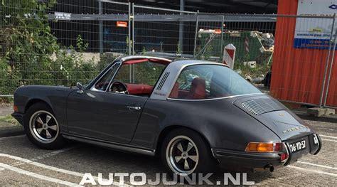 Porsche Targa Oldtimer by 911 Targa Oldtimer Foto S 187 Autojunk Nl 150594