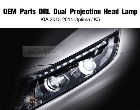 Oem Kia Parts Oem Genuine Parts Drl Dual Projection L For Kia