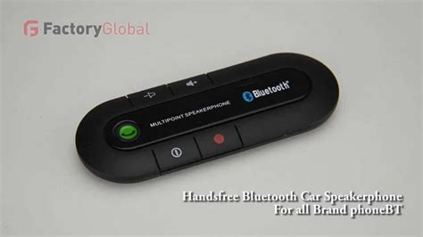 cbp bt  handsfree bluetooth car speakerphone   brand phonebt youtube