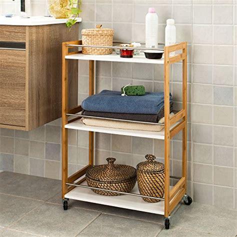 scaffali da bagno sobuy 174 carrello cucina scaffale da bagno carrellino