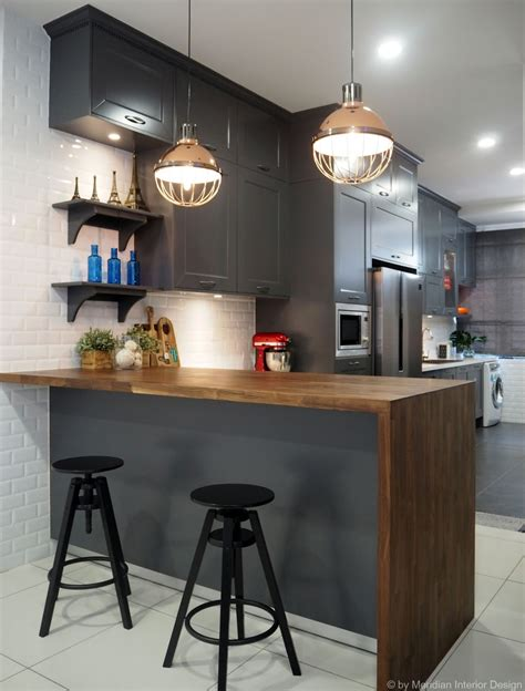 meridian interior design and kitchen design in kuala kitchen kuala lumpur 28 images small kitchen design