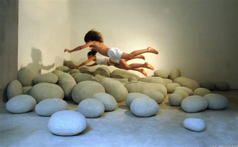 Soft Rocks Pillows by Livingstones Are Surrealistic Soft Rock Pillows