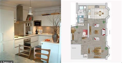 moderne terrasse 5177 14 plans pour moderniser un appartement c 244 t 233 maison fr
