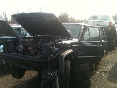 Jeep Salvage Yard Junk Yard Pictures Shhh Be Vwary Vwary Quite We Re