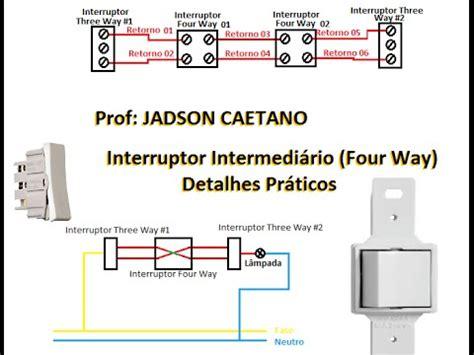 4 way switching wiring diagram wiring diagram