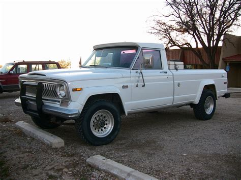 Jeep J20 For Sale Shaneblocker 1976 Jeep J20 Specs Photos Modification