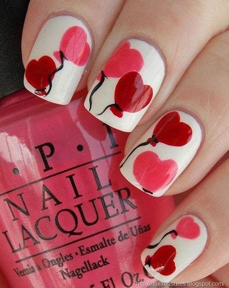 nail design ideas for valentines day nail designs ideas for s day 2014