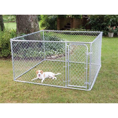 kennels petco diy chain link kennel do it your self