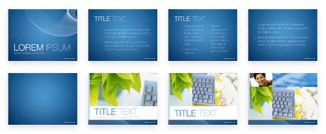 great looking powerpoint templates 40 awesome keynote and powerpoint templates and resources