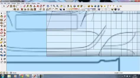 google sketchup car tutorial google sketchup tutorial how to do a car in 3d part 4
