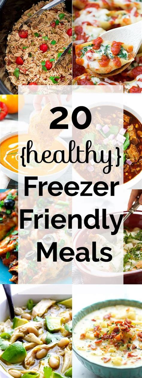 kid friendly appetizers in crock pot 20 healthy freezer friendly meals from scratch freezer friendly meals healthy and