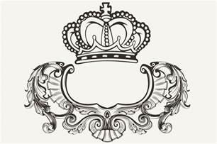 crown crest composition graphics on creative market