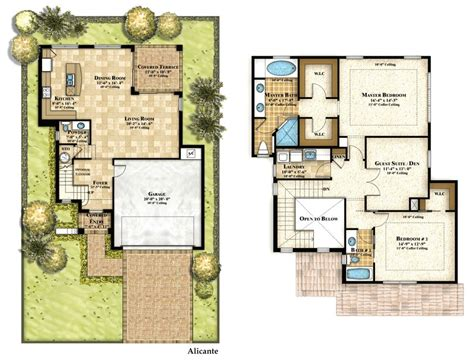 2 Floor House Plans Floor Plan Augusta House Plan Small 2 Story Plans With