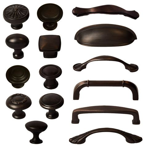 oil rubbed bronze kitchen cabinet door knobs cabinet hardware knobs bin cup handles and pulls oil