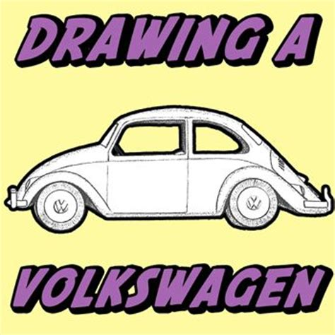 punch buggy car drawing 1000 ideas about car drawings on how to draw