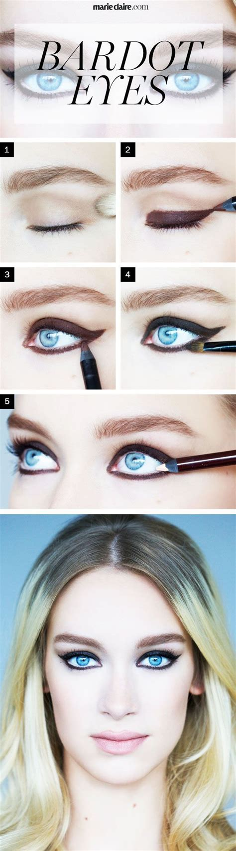 tuesday tutorial 4 makeup tips for four eyed gals how to get bardot eyes perfect cat eye makeup tutorials