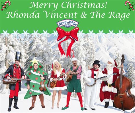 the 6th day of christmas with rhonda vincent bluegrass today