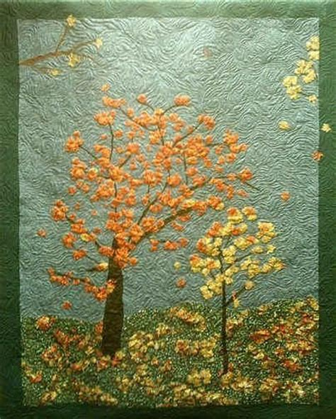 Nature Quilt by Nature Quilt Quilting
