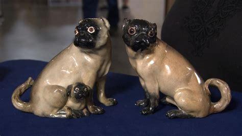pug puppies tucson meissen porcelain pug dogs ca 1880 antiques roadshow pbs