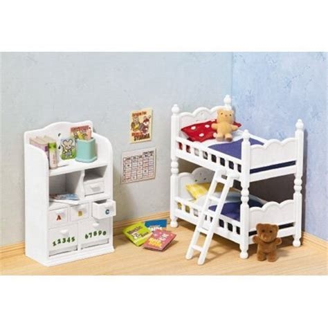 critter room live calico critters children s bedroom set s baby and kid s