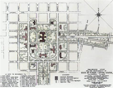 florida state capitol map map of florida capitol image search results