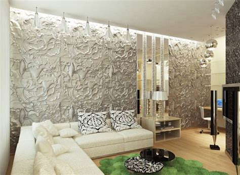 unique wall coverings decor ideasdecor ideas interior aluminum wall panels with unique flower carving