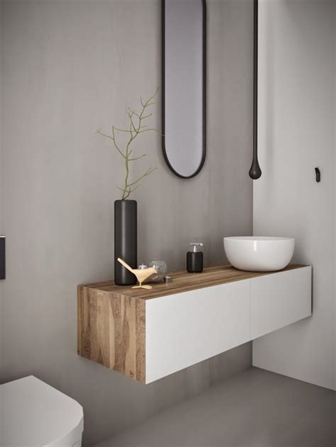 Minosa Powder Room Something Different Is Becoming Normal Bathroom Furniture Designs