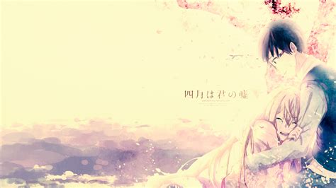 shigatsu wa kimi no uso wallpaper by jombs24 on deviantart