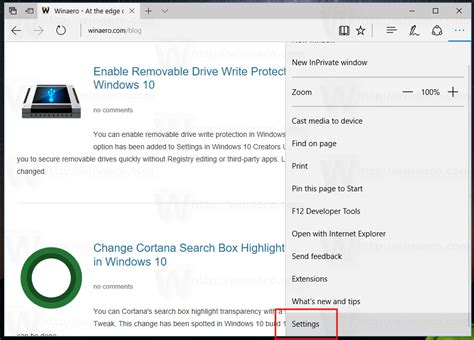 browsers email microsoft edge cookies allow or block disable open sites in apps in edge in windows 10