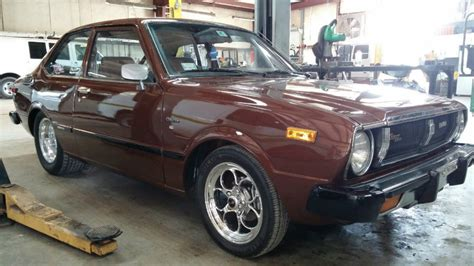 for sale 1979 toyota corolla with a turbo mazda 13b
