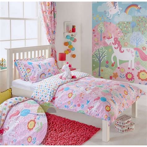 unicorn bedding sets unicorn little big cloud doona filly and co horse gifts